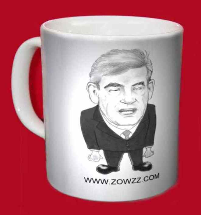 gordon brown mug