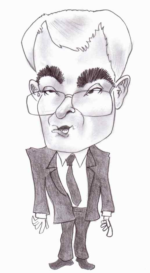 alistair darling caricature