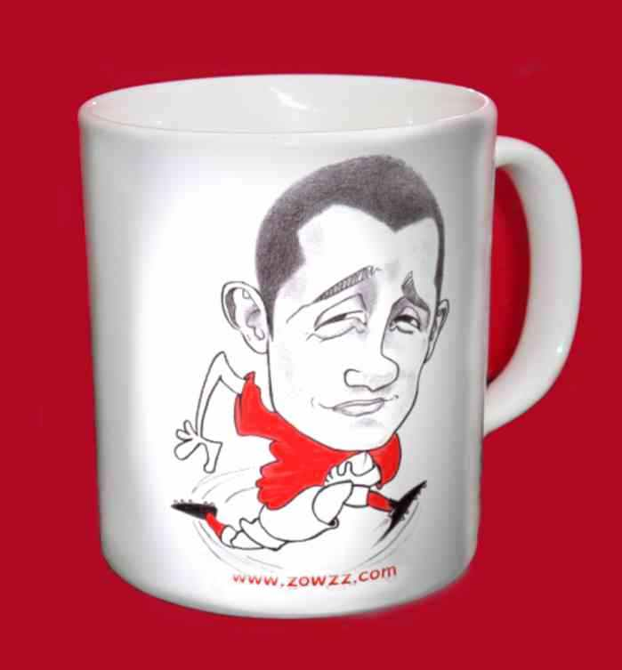 shane williams mug