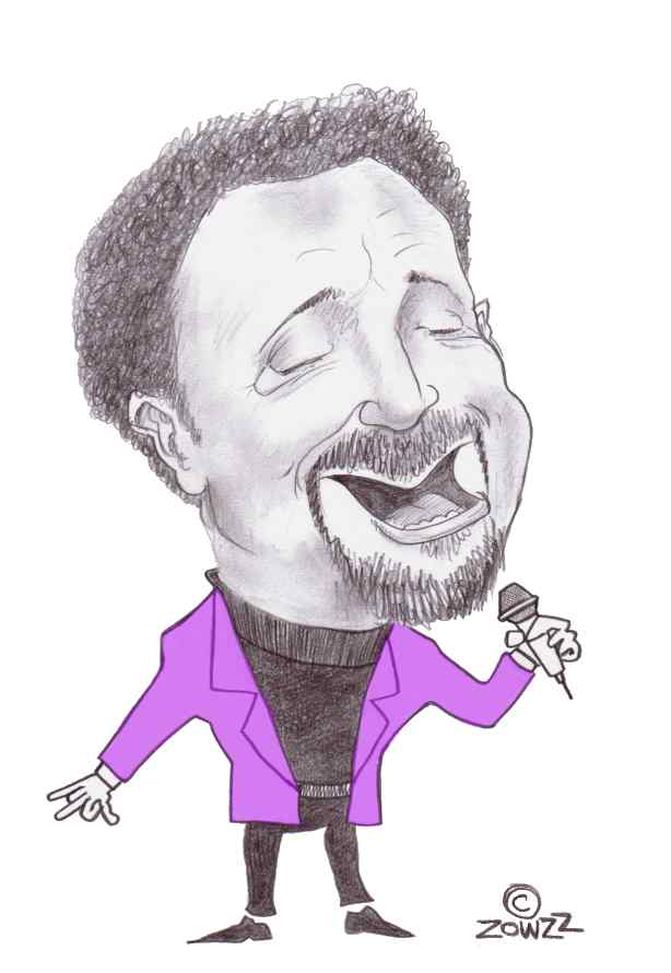 tom jones caricature